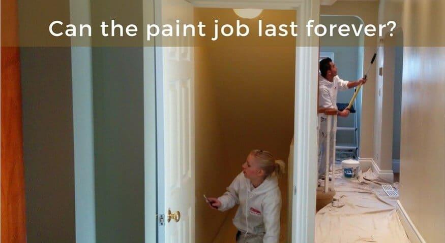 How Long Will My Paint Job Last?