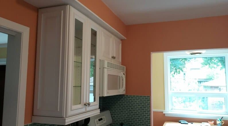 Superior Cost Of Kitchen And Kitchen Cabinets Painting. U201c Part 28