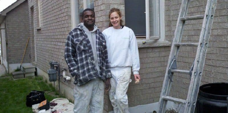 Exterior painters in Mrkham