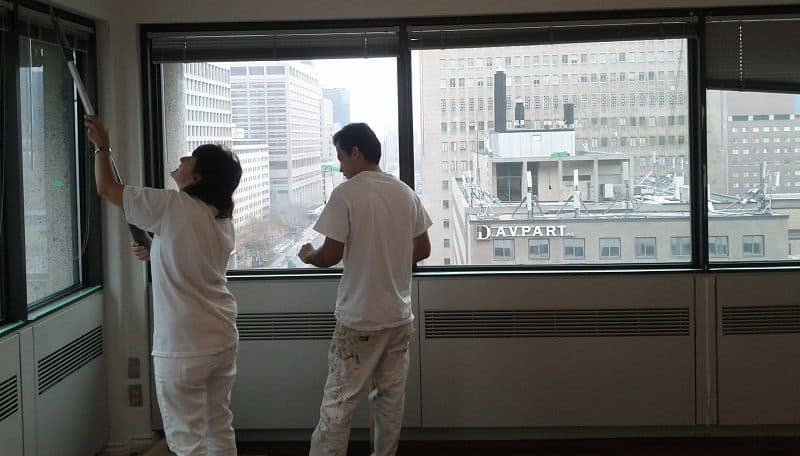 Commercial Toronto Painters with Ecopainting