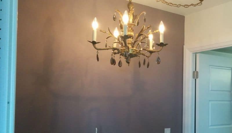 We painted this beautiful Etobicoke condo