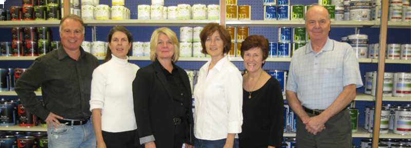 Scarborough Paint Store