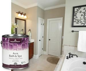 What Colour to Paint Your Bathroom and Decorating tips