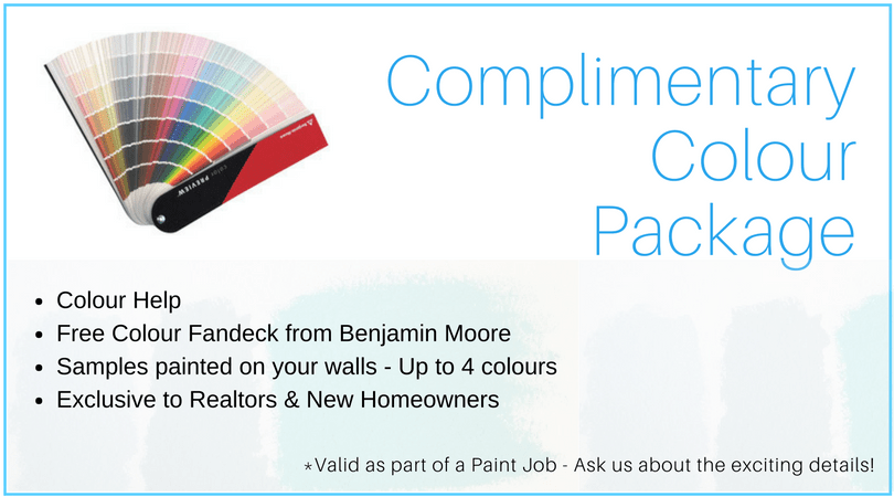 Colour Help for New Homeowners