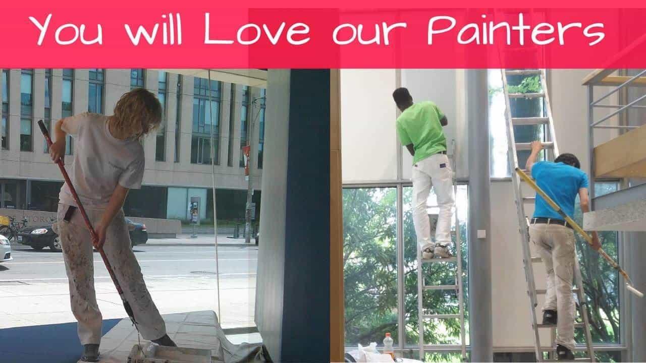 Ecopainting Toronto painters