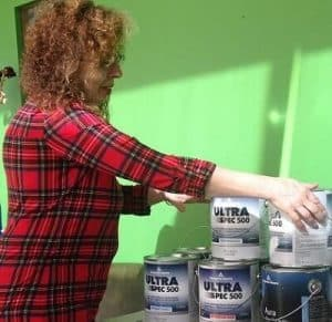 Disposing paint waste and dirty paint wash water | Ecopainting