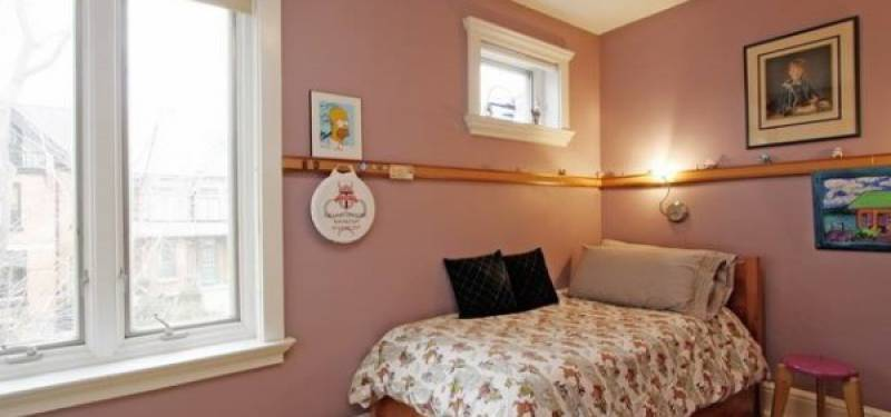 Zero VOC Paints and Children's Rooms.