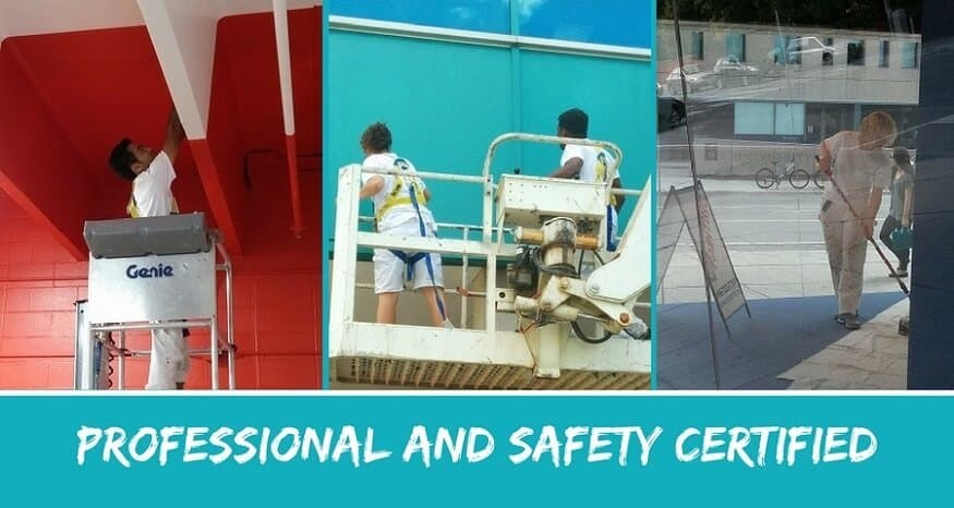 Safety Certified Commercial Painters