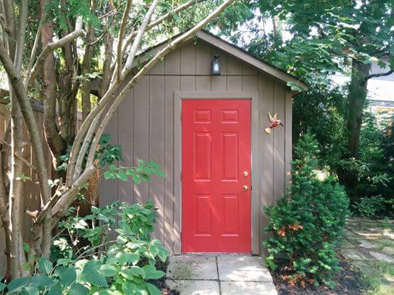 Colour consulting for exterior colours