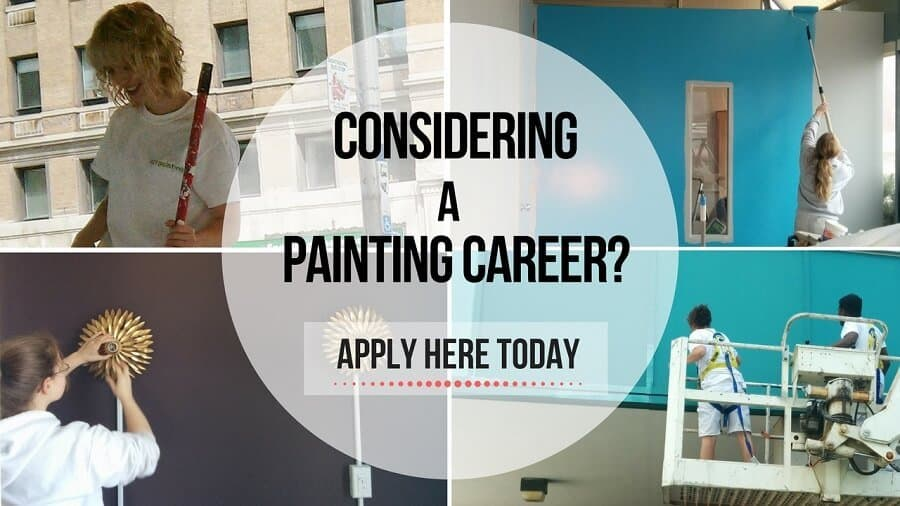 Toronto Painting jobs with Ecopainting