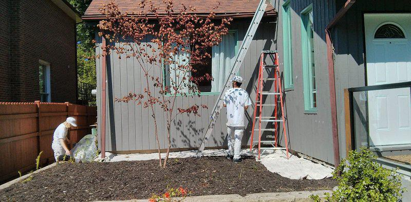 Ecopainting painters in Scarborough