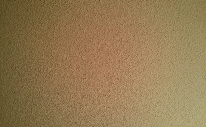 Stucco - popcorn ceiling. Is it paintable