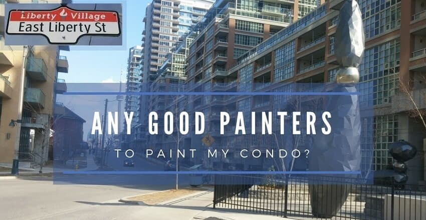 Liberty Village Painters