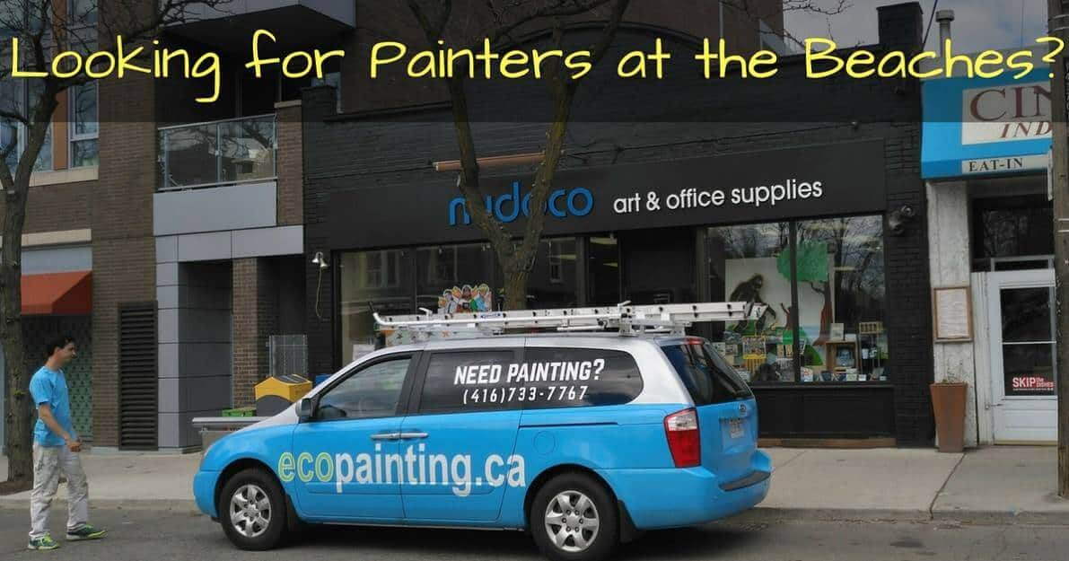 Toronto Beaches Painters