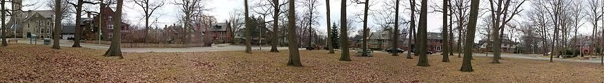 Park in Rosedale