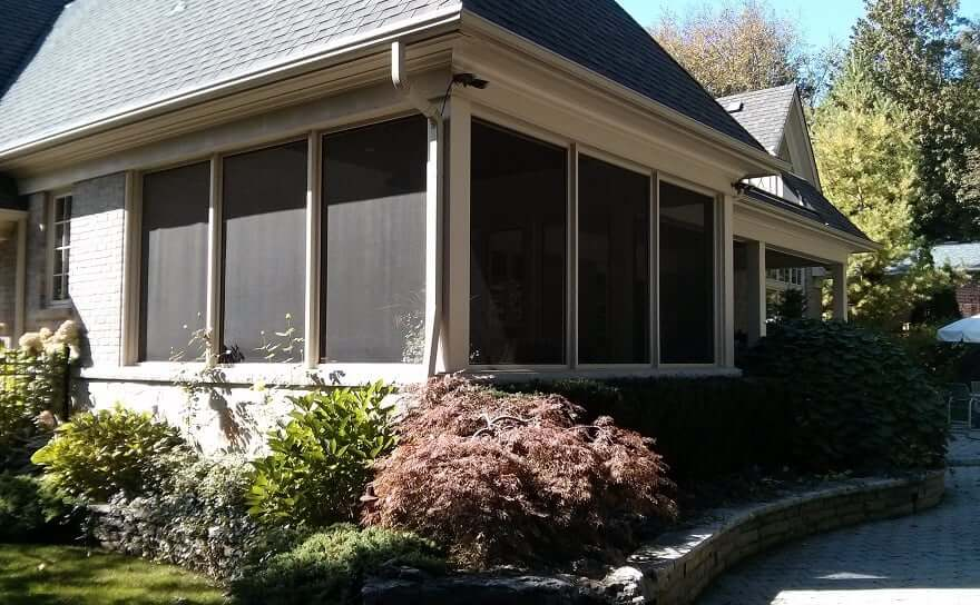 Exterior Painting Services like this are now available in Barrie